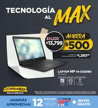 Tecnología al MAX