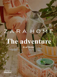 The adventure is at home