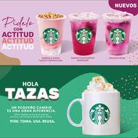 Novedades Starbucks