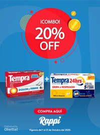 Combo 20% off