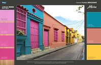 Colores Pueblos Mágicos base de agua