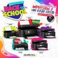 Impresoras - Back to school