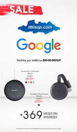 Promociones Google