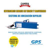 Sistema de ionización