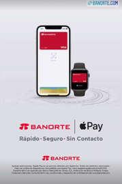 Llegó Apple Pay