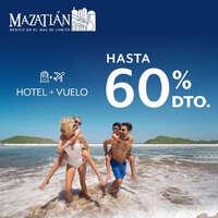 Ahorra en tu viaje a Mazatlán