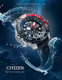 Citizen Eco-Drive 2020-2021