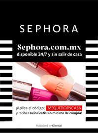 Sephora mequedoencasa