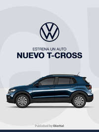 Nuevo T-Cross 2020