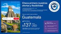 Vuela a Guatemala