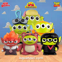 ¡Los personajes de Pixar se transforman en alienígenas de Toy Story!