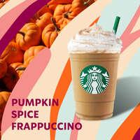 Pumpkin Spice Frappucino