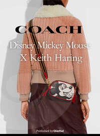 Disney X KeithHaring