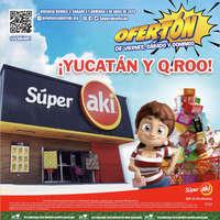 Ofertón de viernes, sábado y domingo - Yucatán y Q. Roo