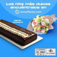 EnviaFlores x El Globo