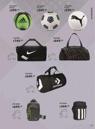 Accesorios Deportivos- Page 1