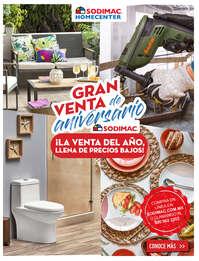 Gran venta de aniversario - Monterrey