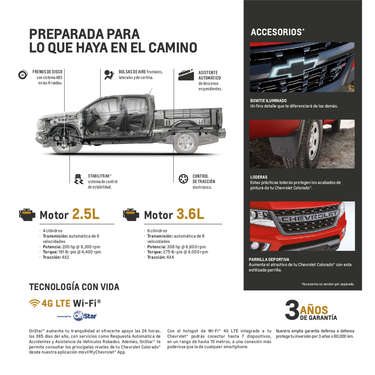Chevrolet colorado- Page 1