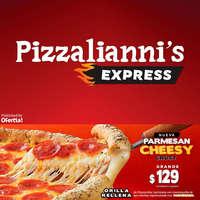 Parmesan cheesy
