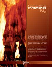 Tratamiento térmico carbirizado