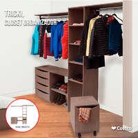Closet organizador