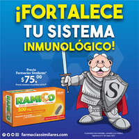 ¡Fortalece tu sistema inmunológico!