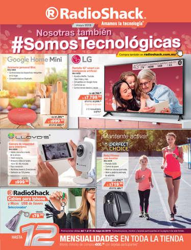 Nosotras también #somostecnológicas