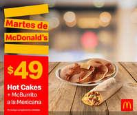 Martes de McDonald's