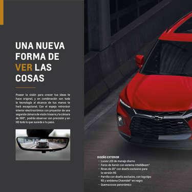 Chevrolet blazer- Page 1