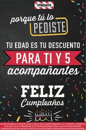 Descuento en tu cumpleaños