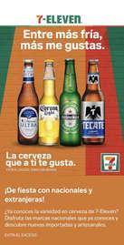 La cerveza que a ti te gusta