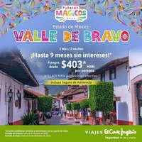 Visita Valle de Bravo