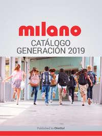 Catálogo generación 2019