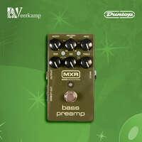 Pedal MXR bass preamp