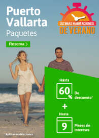Paquetes a Puerto Vallarta