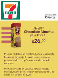 Chocolate abuelita 1l