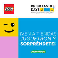 Bricktastic days
