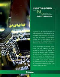 Inertización con N2 para la industria electrónica