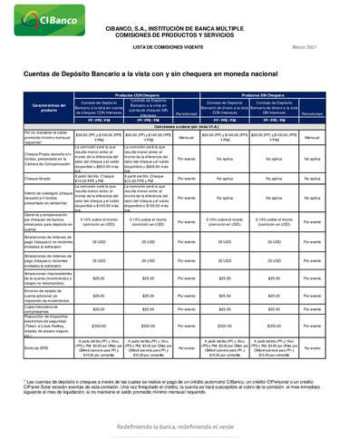 Comisiones- Page 1