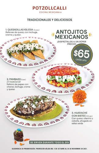 Antojitos mexicanos- Page 1