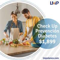 Check up prevención diabetes