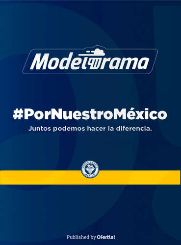 #PorNuestroMéxico- Page 1