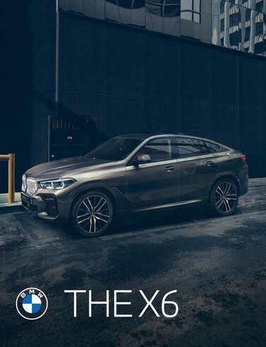 BMW-X6-xDrive40i-2021- Page 1