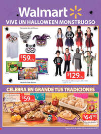 Vive un Halloween monstruoso