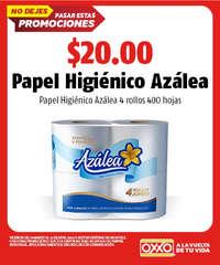 Papel Higiénico $20.00
