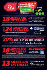 Hot Sale - Promociones