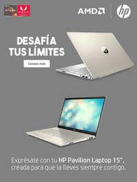 Desafía tus límites - AMD HP