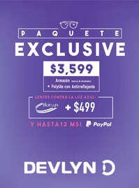 Paquete Exclusive