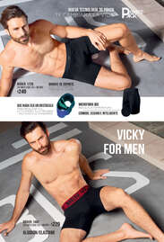 Vicky for Men