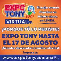 Expo tony